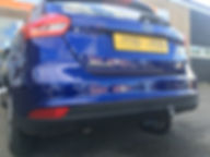 Towbar fitting in Norfolk