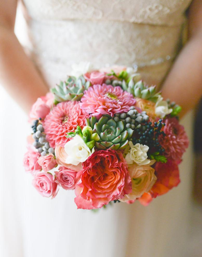 brunswick ohio wedding bouquet