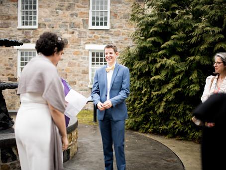Eli + Maria's Wedding // Bennington, Vermont