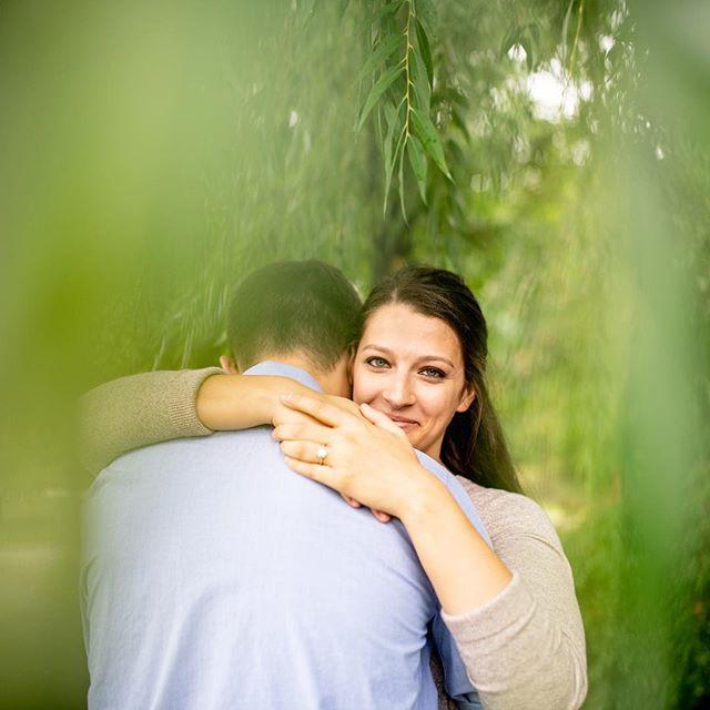 OMG, Kristen and Marius's engagement ses