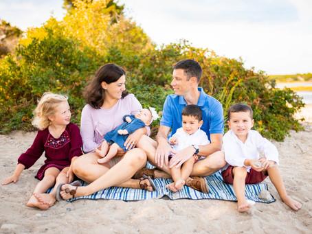 The Lavin Family // Mattapoisett, Massachusetts