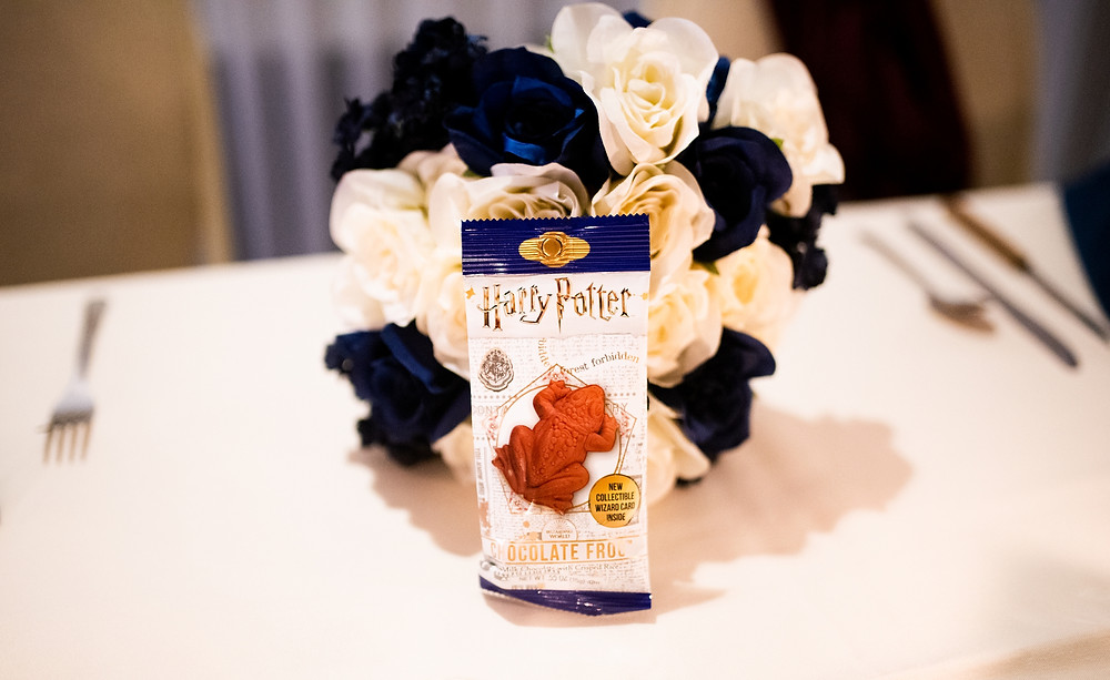 harry potter wedding favor at michauds in strongsville ohio