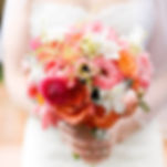 vibrant floral bouquet with anemone and rose