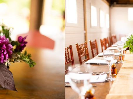 Anna + Netta  // Wedding At Gedney Farm, New Marlborough, Massachusetts