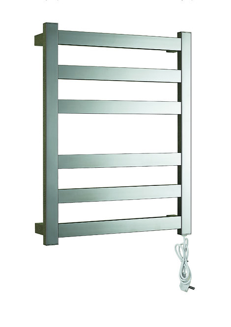 Mirror finished Heated Towel Rail 620*675mm