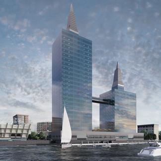 Civic Towers 2
