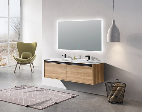 1500mm Ariel Wall Hung Vanity