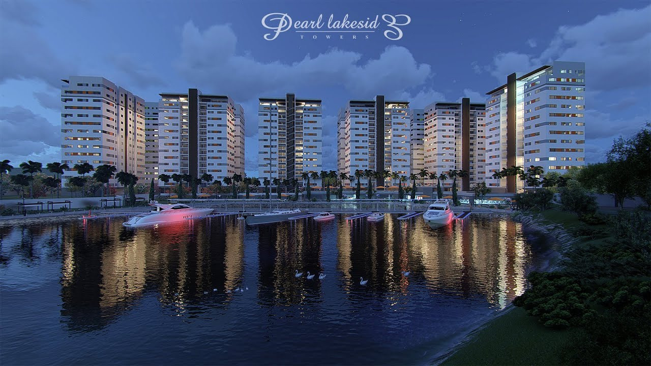Pearl Lakeside Towers