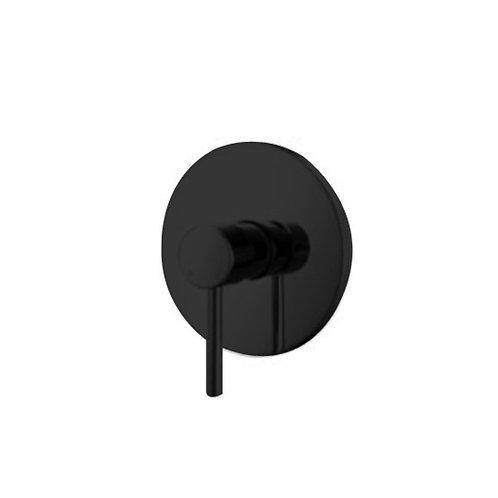 Black Concealed Mixer