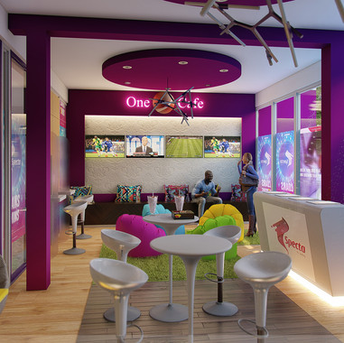 Sterling Bank Cafe One