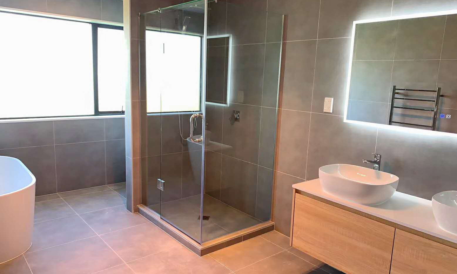 moonbay 1500 double bathroom vanity+1400