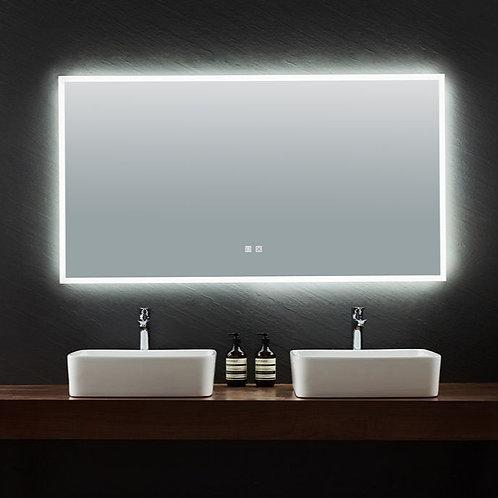 LED Frameless Mirror | Demister | 1400*750