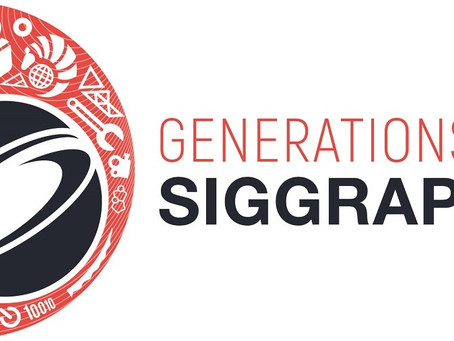 SIGGRAPH 2018 Just Concluded at Vancouver