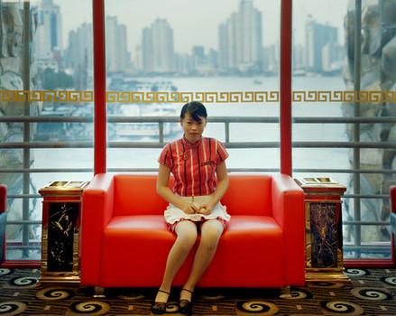 Shanghai Waitress