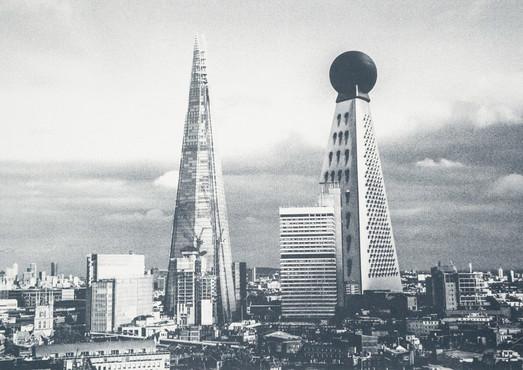 Greater London Skyline