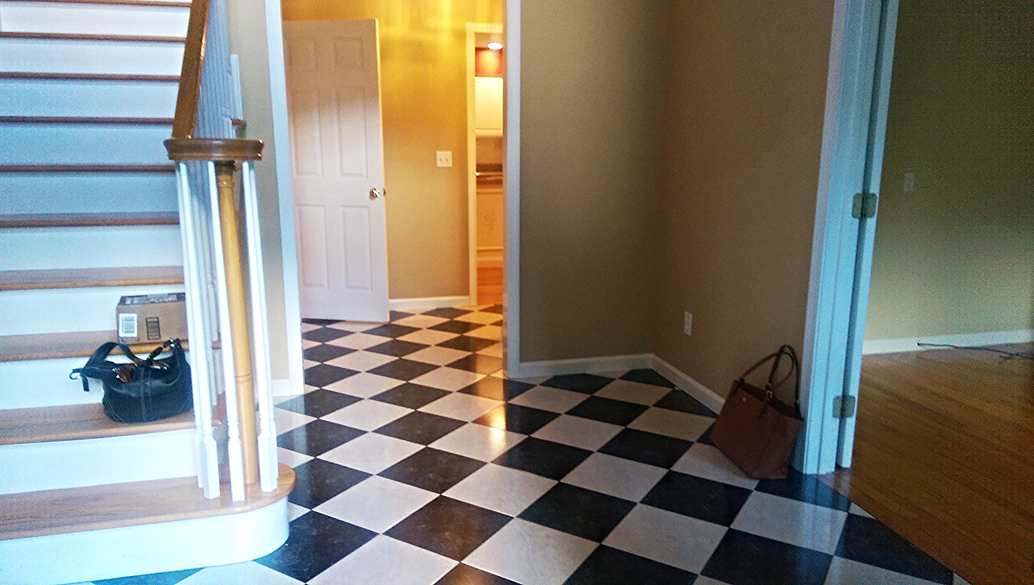 Foyer Before