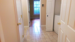 Laundry/Mudroom Before
