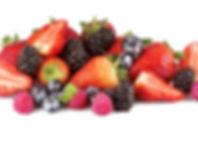 fruit mix on the white.jpg