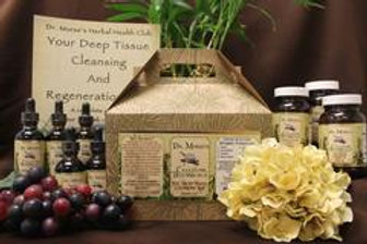 Deep Tissue Cleansing Kit week 3-4