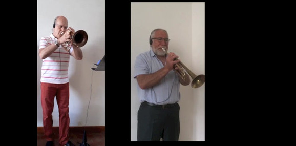 Musique de chambre Trompette Violoncelle