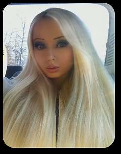 doll valeria lukyanova human doll vk living doll barbie doll tiny waist long blonde hair ltress valeriahumandoll mannequin