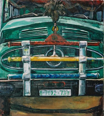 Feather truck , 2001