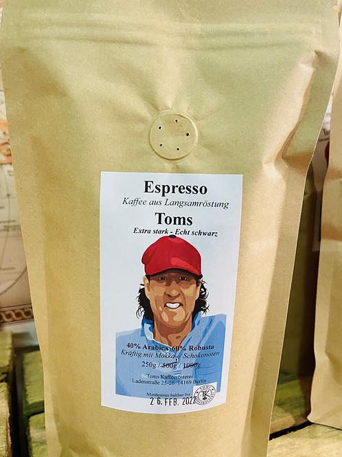 Toms Extra Stark-Echt Schwarz