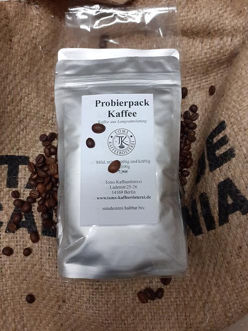 Probierpack Kaffee