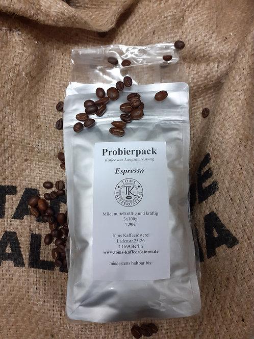 Probierpack Espresso