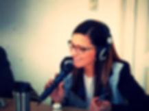 Graziella Sciuto animatrice graziella sans détour ni tabou radio émission
