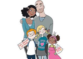 Le conseil de la semaine par Graziella : Comment bien vivre son couple dans une famille recomposée ?