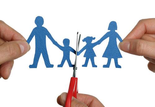 séparation, divorce , enfants, parents