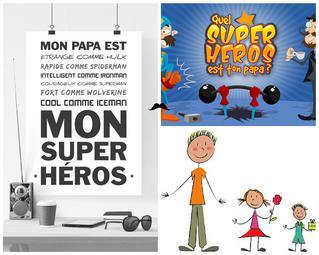 Le conseil de la semaine par Graziella : Spécial fête des pères !