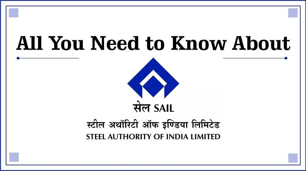 Steel Authority of India Limited   SAIL   SAIL Stock   SAIL Complete Analysis   SAIL Stock Fundamental Analysis