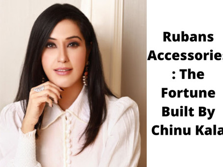 Are You The One Helping Her Build Fortune ? | Rubans Accessories | Startup Story | Checkout Here Now