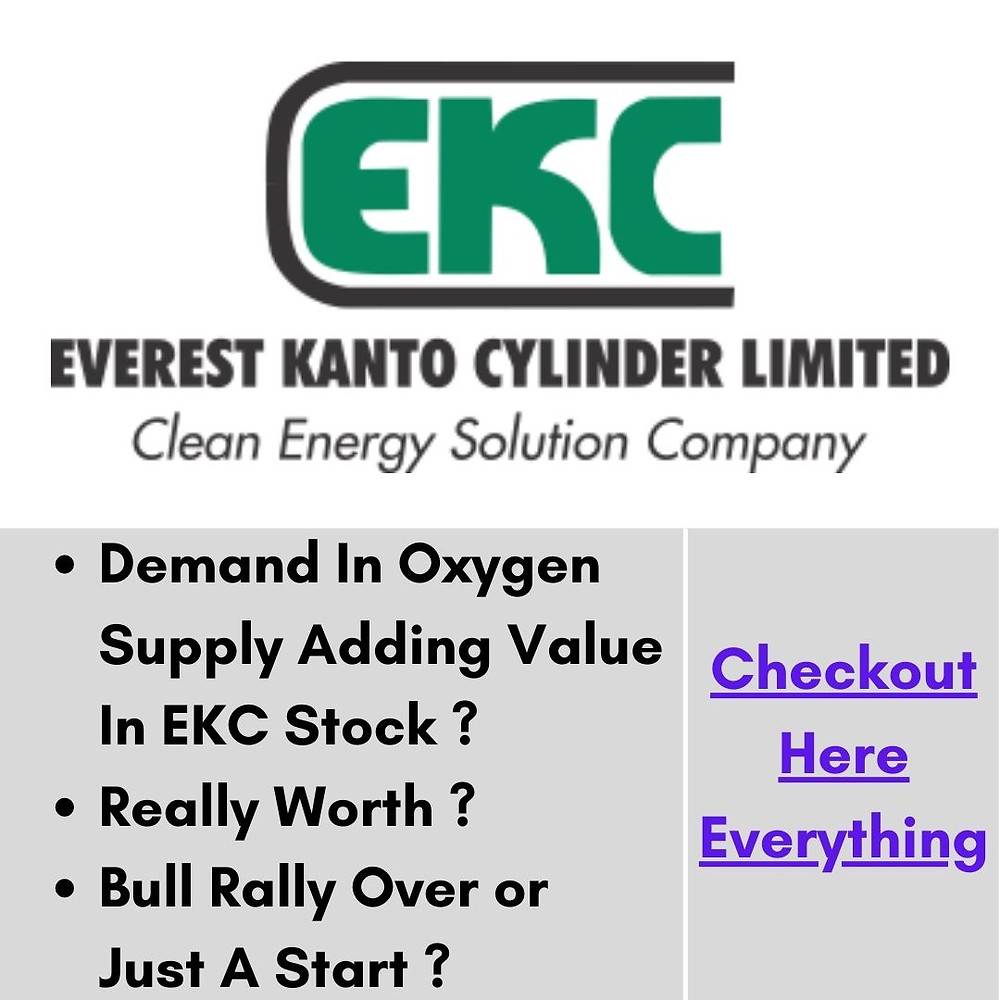 Everest Kanto Cylinder | EKC | EKC Stock | EKC Share | EKC Rally | EKC Complete Analysis | EKC Fundamental Analysis | EKC Company Analysis