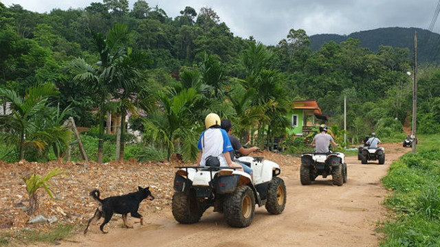 ATW Winner: heading to the rainforest
