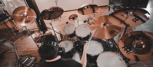 Meet Jan, our new drummer.