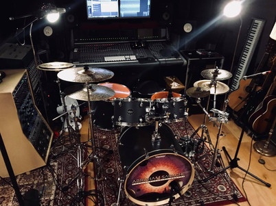 Beautiful drums