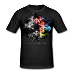 Kaleidoscope of Fears - T-Shirt