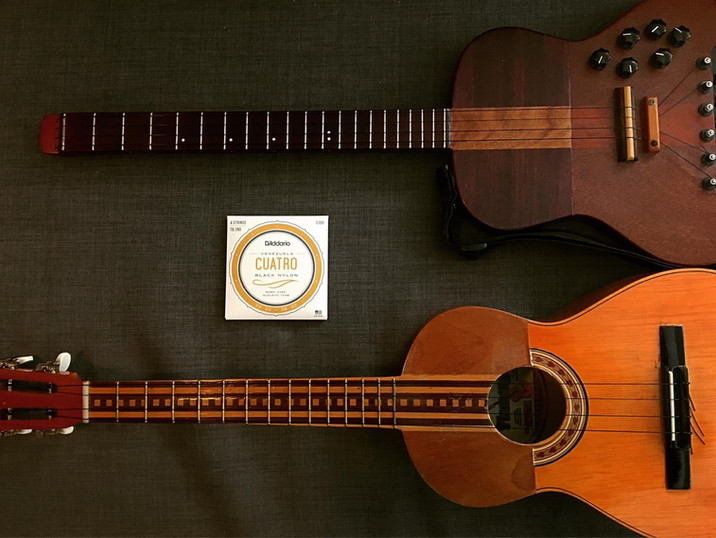 Acoustic & Electric Cuatros