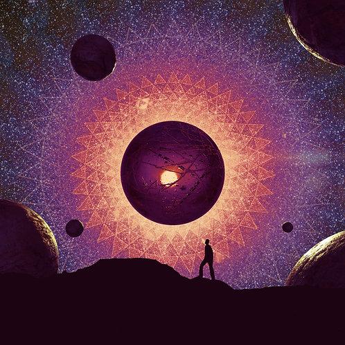Kaleidoscope of Dreams - Sticker