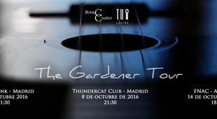 The Gardener Tour - España