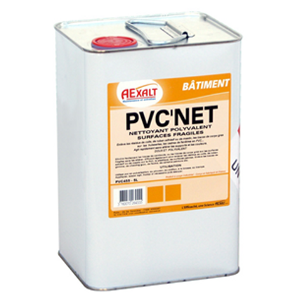 Solvant PVC Net bidon de 5 litres