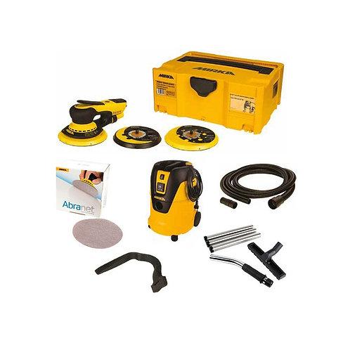 MIRKA DEROS 125/150 mm Pack Premium 1025 L