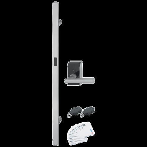 ePoignée Porte HandsFree HOPPE - kit déverrouiller la porte sans contact