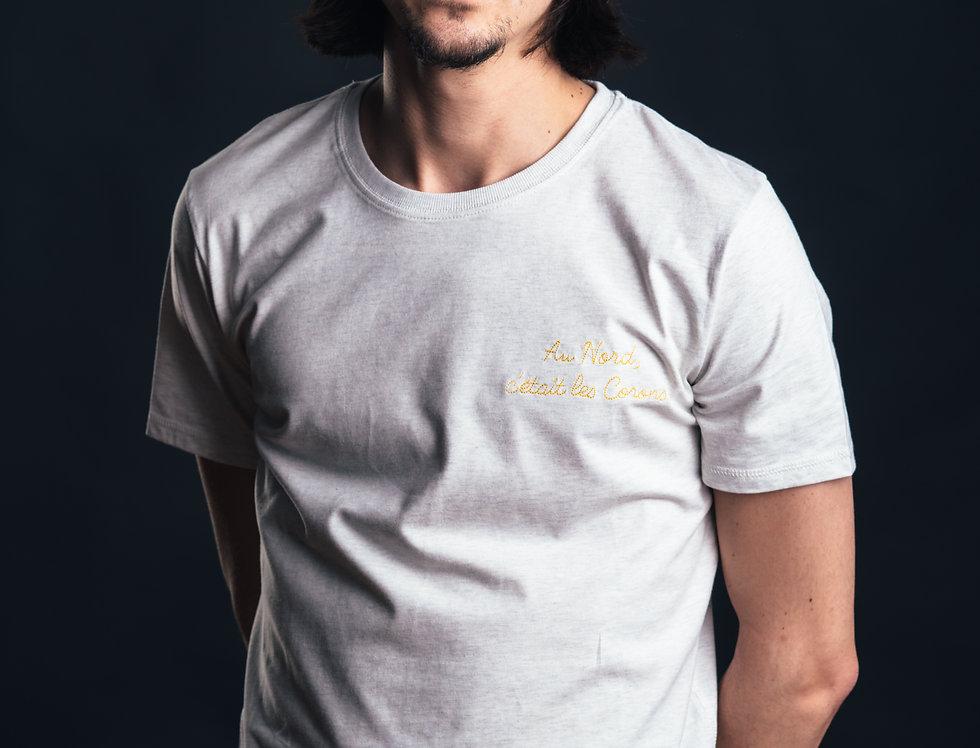 """Tshirt Lens - """"Au Nord, c'était les Corons"""""""
