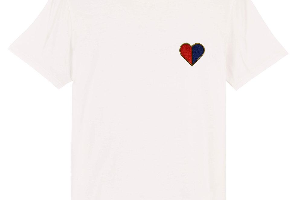 T-Shirt Lyon - Coeur