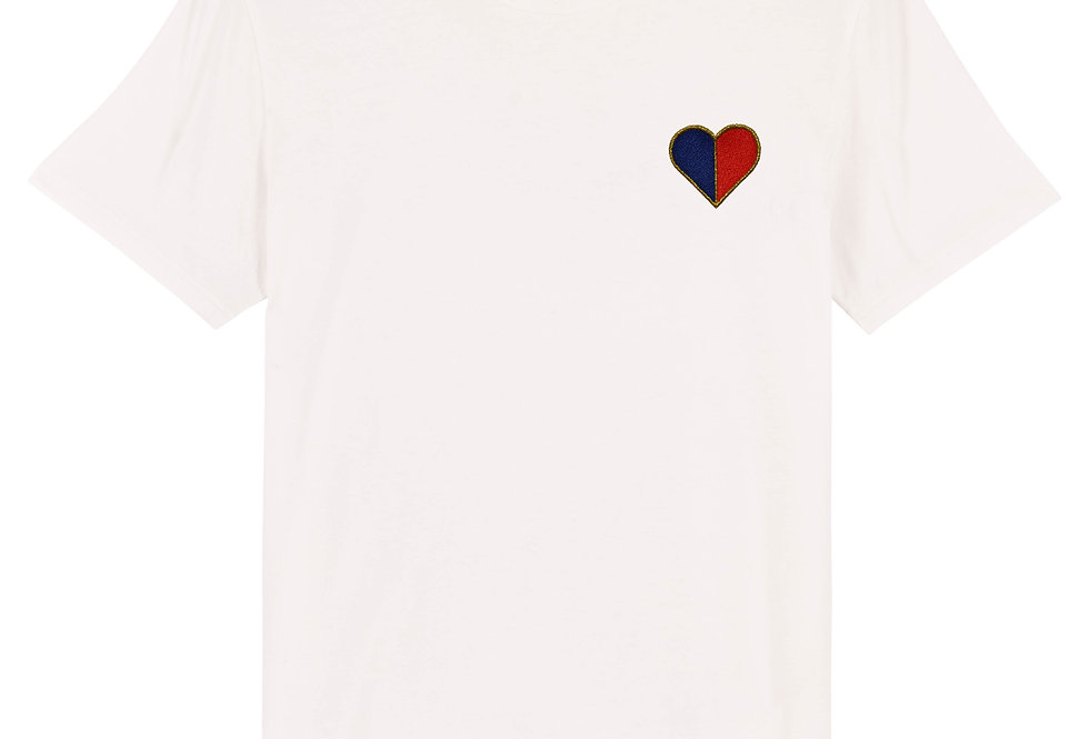 T-Shirt Paris - Coeur
