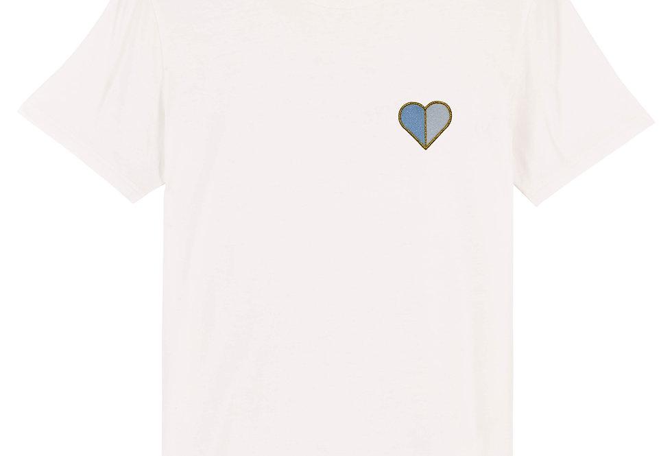 T-Shirt Marseille - Coeur